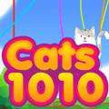 Los gatos 1010