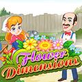Flor Dimensiones