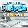 Objetos ocultos de oficina