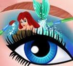 Maquillaje Artístico De Ojos Barbie