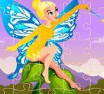 Princesa De Hadas Rompecabezas