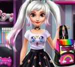 Princesa De Hielo Moda Friki