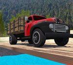 Maestro conductor de mini camión