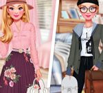Princesas Girly Chic Vs Tomboy