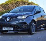 Renault Zoe Rompecabezas